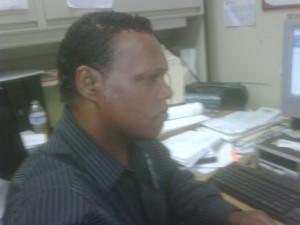 Zone93 CEO Rafael Waites